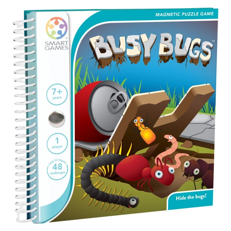 Smart Games Busy Bugs Magnetic