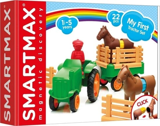 SmartMax My first tractorset